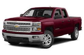 2014 Chevrolet Silverado 1500 Work Truck W/1WT 4x4 Double Cab 6.6 Ft ...