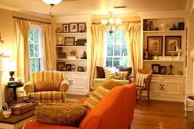 Country Cottage Living Room Simple House Design Ideas