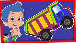 Finger Family Rhymes | Bubble Guppies | Monster Truck Wash | Funny ...