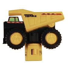 Meridian Hasbro Tonka Truck Switch LED Night Light-10129 - The Home ...