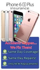 iPhone 6 & 6 Plus Insurance