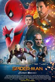 Spider Man Homecoming Movie Poster