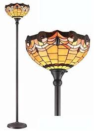 Tiffany Style Glass Torchiere Floor Lamp by Best 25 Torchiere Lamp Ideas On Pinterest Torchiere Lamp Shade