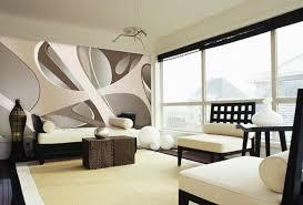 attraktive ausgefallene 3d tapete unikales wohnzimmer gestalten