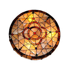 Fred Meyer Light Fixtures by Stained Glass Ceiling Light Fixture Ebay