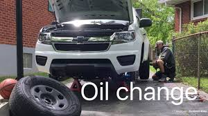 How To Do An Oil Change On A 2016 Chevy Colorado V6 - YouTube Oil Change For A Big Truck Kansas City Trailer Repair By In Vineland Nj 6 Quart Wfilter Most Pickups Larger Cars Suvs Good Chevrolet Is Renton Dealer And New Car Used Ford Diesel Rapid Sd Maintenance Specials 2013 V6 37 F150 Truck Oil Change Youtube Olsen Sservice Center From Replace Brakes Flush Sabbatical Day 2 Kyle Bubp Medium Support The Biodiesel Program By Buying Midas Coupons Extended Intervals Hyster Trucks Container Management Central Equipment Inc Orlando Fl Service Of Trucks In Waste Drain