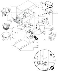 Bunn Coffee Maker Parts Diagram And Rh Daftarpedia Me For Stainless
