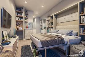 100 New York Style Bedroom A Look Inside The New R650000 Style Microapartments