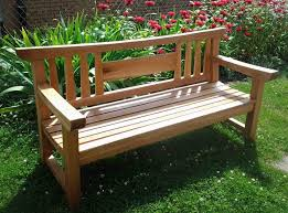 BenchSimple Outdoor Bench Plans Diy Pallet Patio Furniture How To Build An