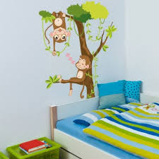 stickers jungle chambre bébé comely stickers chambre bebe jungle id es de design salon sur