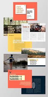 100 Best Designed Magazines Free InDesign Magazine Templates Adobe Blog