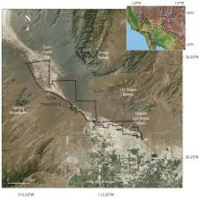 Tule Springs Fossil Beds National Monument by First Records Of Canis Dirus And Smilodon Fatalis From The Late
