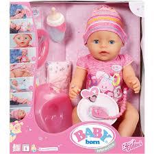 Dolls ZAPF CREATION 5029245 Toys Barbie Rag Doll Bliss Reborn LOL