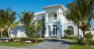 Fort Lauderdale Architect Photo Custom 2 Story British West Indies