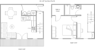 Shed Plans 16x20 Free by Collections Of 16 X 20 House Free Home Designs Photos Ideas