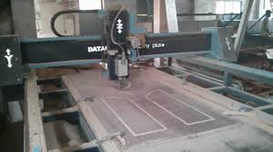 cnc router for membrane door youtube