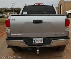 100 Scion Pickup Truck 2012 Toyota Tundra Limited CrewMax Pickup Truck Item L4957