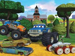 Google Image Result For Http://images.zap2it.com/images/tv ... 100 Bigfoot Presents Meteor And The Mighty Monster Trucks Toys Truck Cars For Children Cartoon Vehicles Car With Friends Ambulance And Fire Walking Mashines Challenge 3d Teaching Collection Vol 1 Learn Colors Colours Adventures Tow Excavator The Episode 16 Tv Show Monster School Bus Youtube