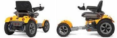 fauteuil tout terrain electrique fauteuil électrique tout terrain 24