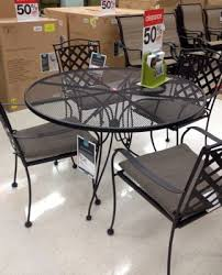 patio dining set on patio furniture covers for elegant target
