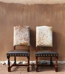 Cowhide Chairs | Cowhide Chair, Rustic Dining Chairs ...