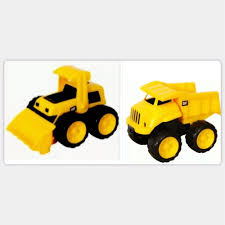 100 Cat Truck Toys CAT Dump Bulldozer Set Construction Toy State Industrial 8x6x6