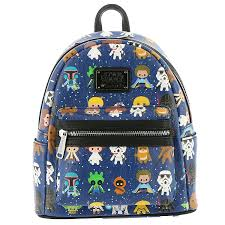 Amazon.com: Loungefly Star Wars Baby Character Aop Print Back Pack ... Pottery Barn Star Wars Bpack Survival Pinterest New Kids Batman Spiderman Or Star Wars Small Mackenzie Blue Multicolor Dino For Your Vacations Ltemgtstar Warsltemgt Droids Wonder Woman Mini Prek Back Pack Cele Mai Bune 25 De Idei Despre Wars Bpack Pe Play Cstruction Bpacks Rolling Navy Shark