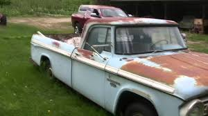 Old DODGE Patina Truck! - YouTube 1971 Dodge D200 Custom Pickup Finally A 196171 Pic Flickr 1961 Power Wagon Wm300 Pickup An American Hero Asnew In Box Scratches Dents D100 16 Youtube Lancer Wikipedia Garage 13 Car Show Candids Power Wagon S287 Kissimmee 2016 100 Truck For Sale Classiccarscom Cc1129660