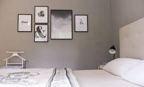 schlafzimmer einrichtung in grau