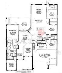 Ryland Homes Floor Plans Georgia by Boca Grande Floorplan 2904 Sq Ft Mirabay 55places Com