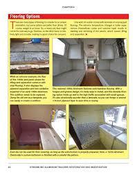 100 Restored Airstream Trailers Details About Clipper Silver Streak Aluminum Restoration Modification