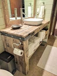 38 inspirierende ideen für rustikales badezimmerdesign im