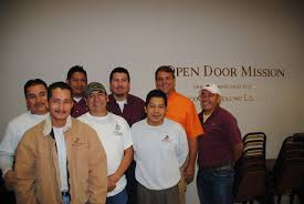 Open Door Mission HomeAid Houston