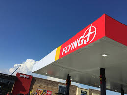 Flying J Travel Plaza Opens Soon, Includes Wendy's, Cinnabon, Auntie ...