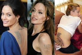 Female Best Cross Tattoos In The World