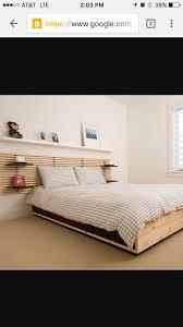 ikea mandel headboard and separate 4 drawer storage bed frame