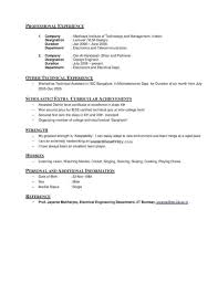Rhmtcopticsus Sample Resume With Interests Example Skills And Interest Ixiplay Free On Template Of Hobbies