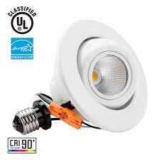White Downlighter Conversion Kit Convert by 4 Inch Led Recessed Can Light Conversion Torchstar