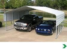 Canvas Storage Sheds Menards by Carports U0026 Shelters At Menards