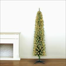 Slim Pre Lit Christmas Trees Canada by Christmas Skinny Christmas Trees Lovely Pencil Style Artificial