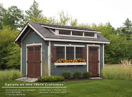 Amish Mikes Sheds by Craftsman Amish Yard
