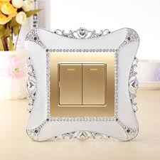 aliexpress buy 2017 new square shape home switch cover