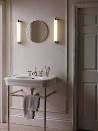 cabin led wall light 40cm polished brass reading lights from
