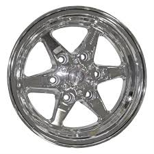 100 Chrome Truck Wheels Race Star 93 Star 93510853C Free Shipping On