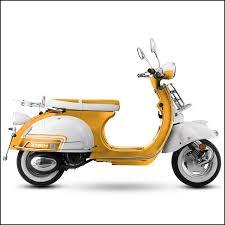 Cheap Model Vintage Vespa 50cc Gas Scooter
