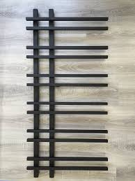design badheizkörper vento 1200 x 550 mm schwarz