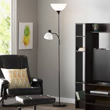 zipcode design nahla 71 37 torchiere floor l reviews wayfair
