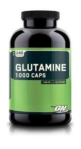 Glutamine Before Bed by Glutamine Caps Optimum Nutrition Uk