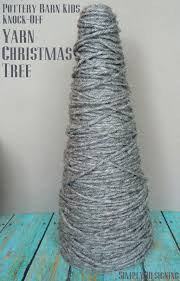 Yarn Wrapped Christmas Tree {Pottery Barn Kids Knock-Off} Our Home At Christmas Veronikas Blushing Pottery Barn Kids Stove Glass Mini Pendant Light Best Kitchen 219 Best Images On Pinterest Baby Fniture Bedding Gifts Registry 25 Barn Halloween Ideas Witch Party 57 Pb Paint Colors 50 Jenni Kayne X Pbk Kids Accsories Black Flower High Back Pink Toy Phone At Children