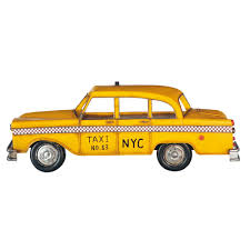 deco new york maison du monde taxi jaune ny decoration